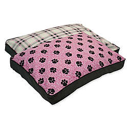 MyPillow® Cotton/Poly Medium Pet Bed in Pink