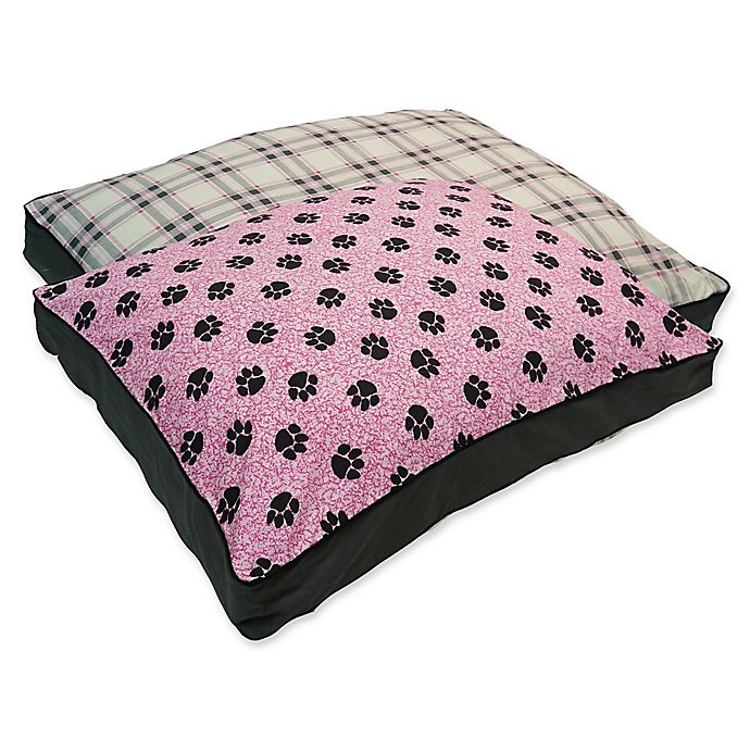 Alternate image 1 for MyPillow® Large Pet Bed in Pink