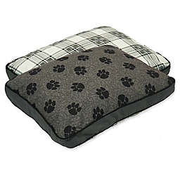MyPillow® Cotton/Poly Small Pet Bed in Gray