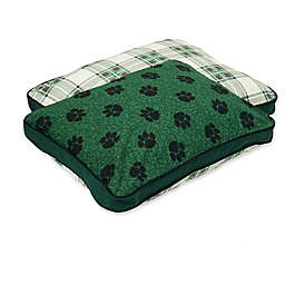 MyPillow® Cotton/Poly Small Pet Bed in Green