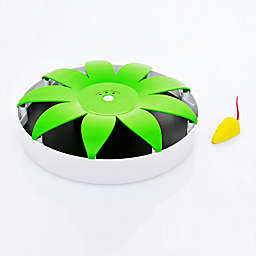 Iconic Pet Sneaky Mousy Magnetic Interactive Cat Toy in Green