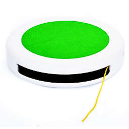 Iconic Pet Flicky Tricky Interactive Cat Teaser Toy in Green