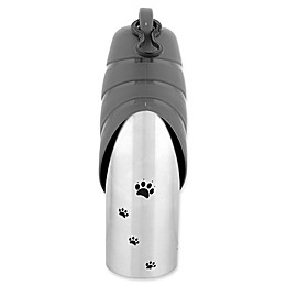 Iconic Pet Travel Water Bottle with Bowl