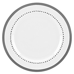 kate spade new york Charlotte Street™ West Dinner Plate in Slate