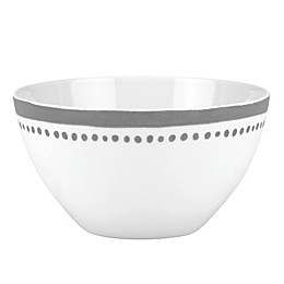 kate spade new york Charlotte Street™ West Soup/Cereal Bowl in Slate
