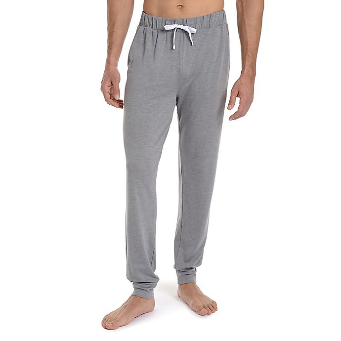 Alternate image 1 for Copper Fit® Essential Large/X-Large Men's Sleep Pants in Grey