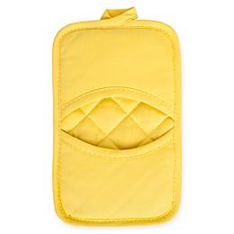 KitchenSmart® Colors Solid Pocket Pot Mitt