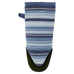 KitchenSmart® Colors Stripe Neoprene Oven Mitt
