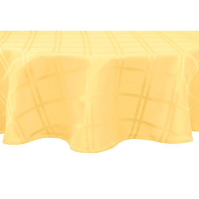 Alternate image 1 for Origins™ Microfiber Tablecloth