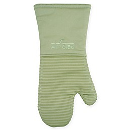 All-Clad Silicone Oven Mitt in Fennel