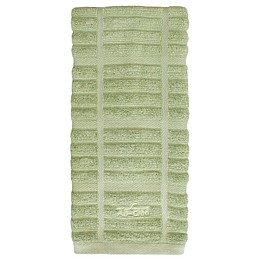 All-Clad Solid Kitchen Towel in Fennel