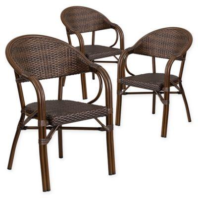 Flash furniture rattan chair