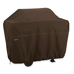Classic Accessories® Madrona™ RainProof™ BBQ Grill Cover in Cocoa