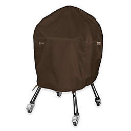 Classic Accessories® Madrona™ RainProof™ Kamado Ceramic Grill Cover in Cocoa