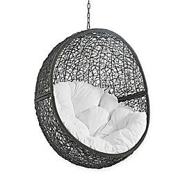 Modway Hide Patio Swing Chair Without Stand