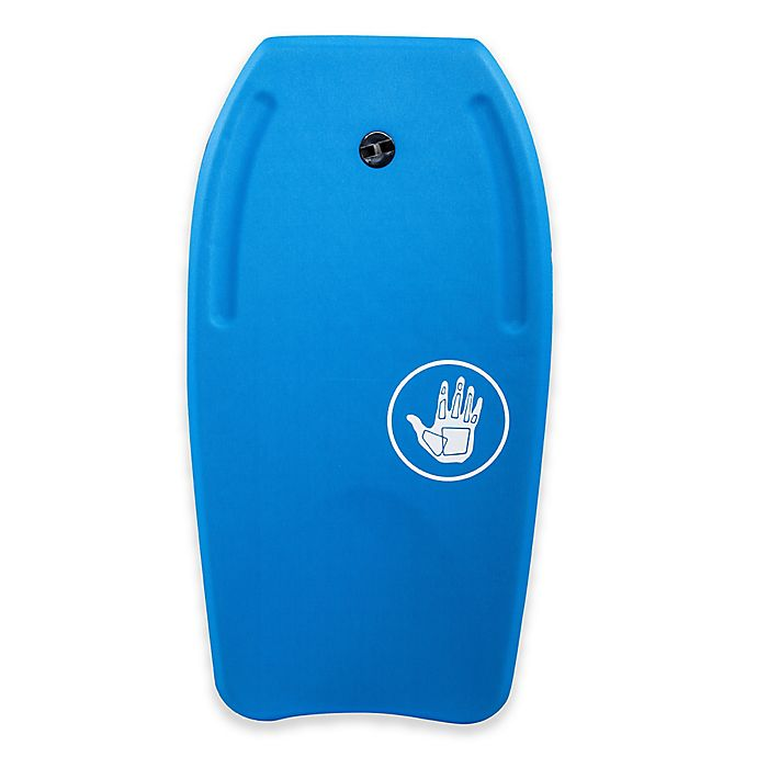 Alternate image 1 for Body Glove Special Classic 33-Inch XPE Body Board in Blue/Yellow