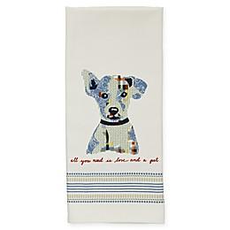 ED Ellen DeGeneres™ Augie Print Kitchen Towel