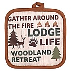 Avanti Cabin Words Pot Holder