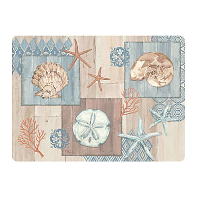 Dasco Shells Indoor/Outdoor Placemat