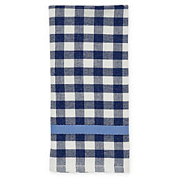 kate spade new york Color Pop Gingham Kitchen Towel