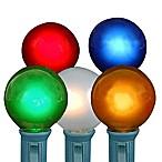 Sienna G50 Opaque Globe 20-Feet 20-Light String Light in Multicolor