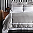 Part of the Frette At Home Arno Duvet Cover