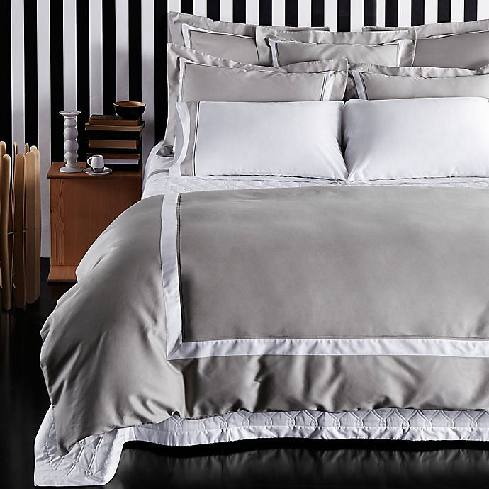 Alternate image 1 for Frette At Home Arno Duvet Cover