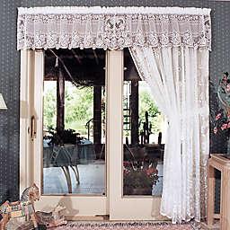 Heritage Lace® Victorian Rose Window Valance