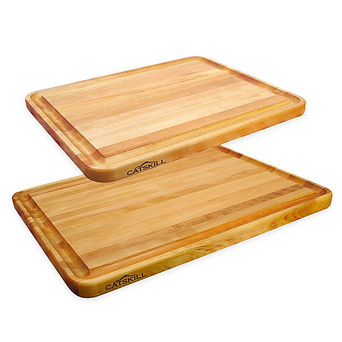 Alternate image 1 for Catskill Craftsman Pro Series Reversible Cutting Board