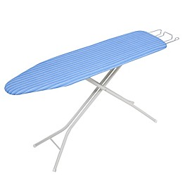 Honey-Can-Do® Quad-Leg Ironing Board with Retractable Iron Rest