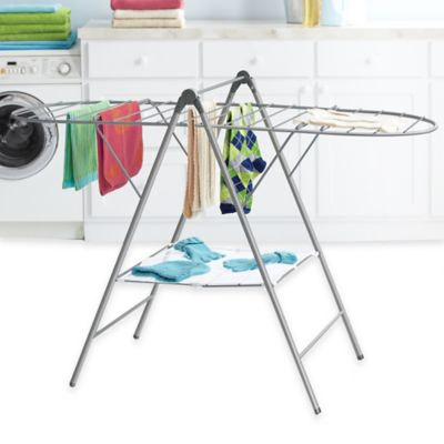 Real Simple 174 Adjustable Drying Rack Bed Bath And Beyond