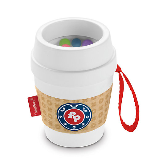 Alternate image 1 for Fisher-Price® Coffee Cup Teether