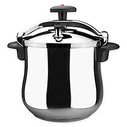 Magefesa® Star Belly Stainless Steel Stovetop Pressure Cooker