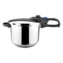 Magefesa® Favorit 6.3 qt. Stainless Steel Pressure Cooker