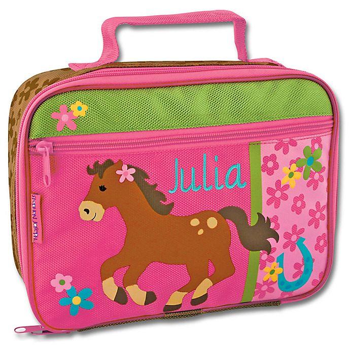 Alternate image 1 for Stephen Joseph® Horse Lunch Box