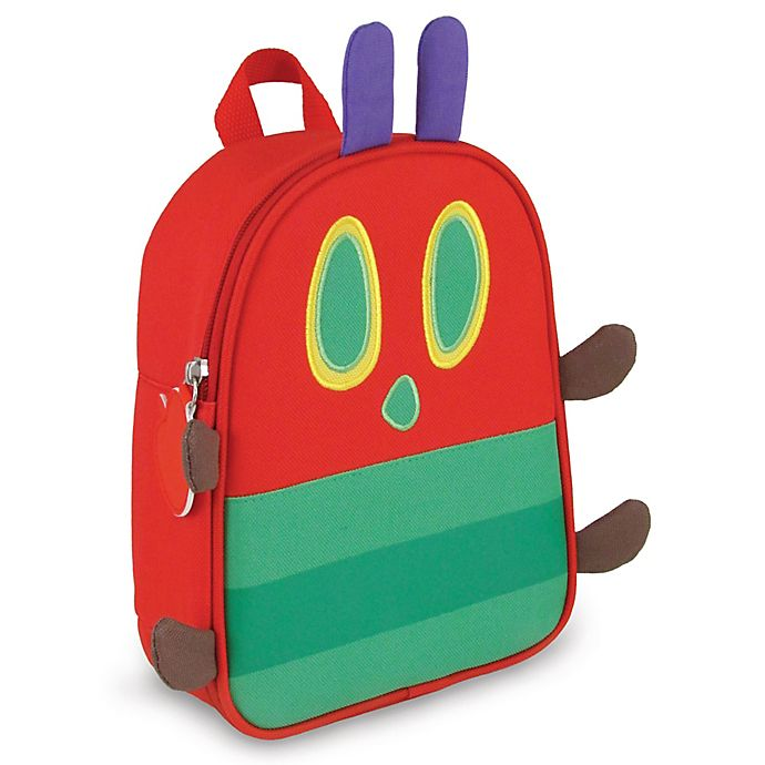 Alternate image 1 for Eric Carle The Very Hungry Caterpillar™ Lunch Bag