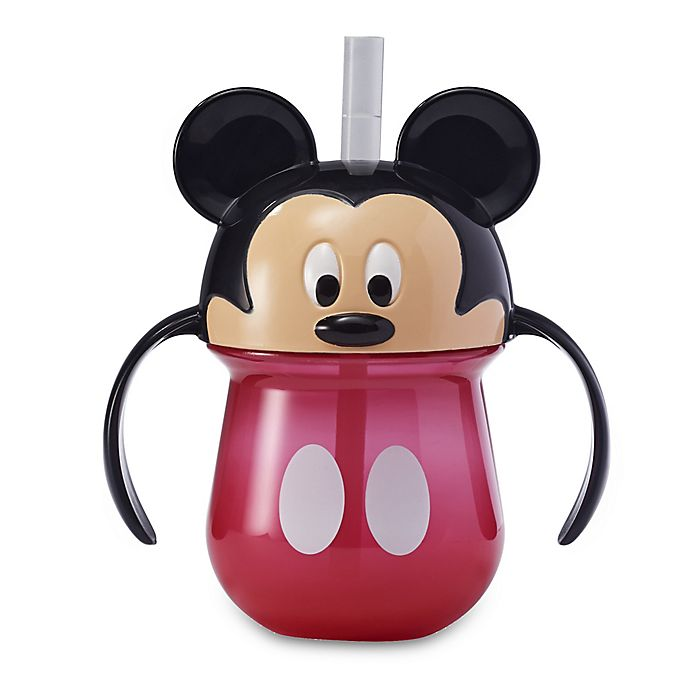 Alternate image 1 for The First Years™ Disney® Mickey Mouse 7 oz. Straw Cup