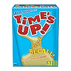 R And R Games® Time's Up Title Recall