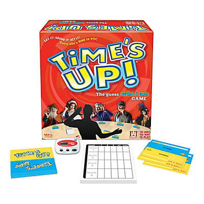 R And R Games® Time's Up!