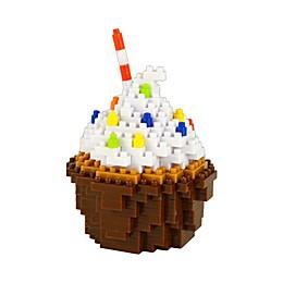BePuzzled® Cupcake 3D Pixel Puzzle
