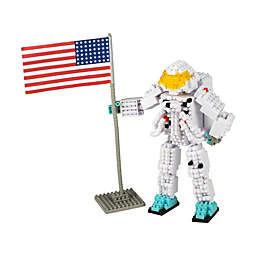 BePuzzled® Astronaut 3D Pixel Puzzle