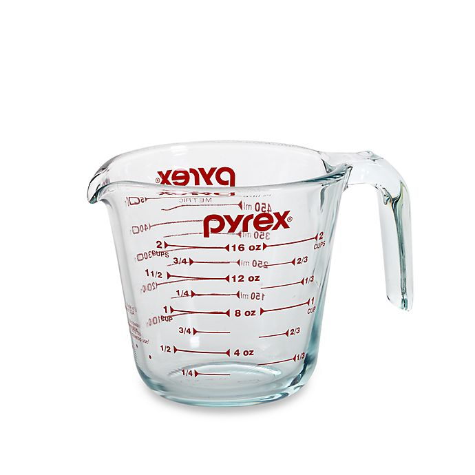 Alternate image 1 for Pyrex® 2-Cup Measuring Cup