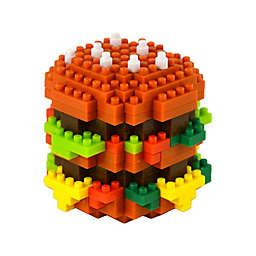 BePuzzled® Hamburger3D Pixel Puzzle
