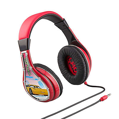 Disney® Cars Youth Volume Reduced Headphones