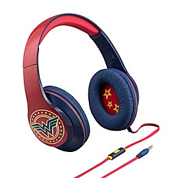 iHome® Wonder Woman Over-the-Ear Headphones