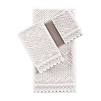 Piper & Wright Sylvia Hand Towel in Silver