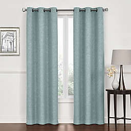 Lawson Grommet Top Room Darkening Window Curtain Panel Pair