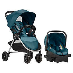 Evenflo® Folio Travel System in Meridian Blue