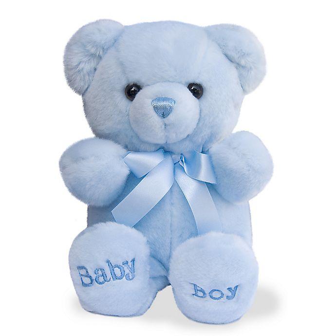 Alternate image 1 for Aurora World® Comfy Teddy Bear in Blue