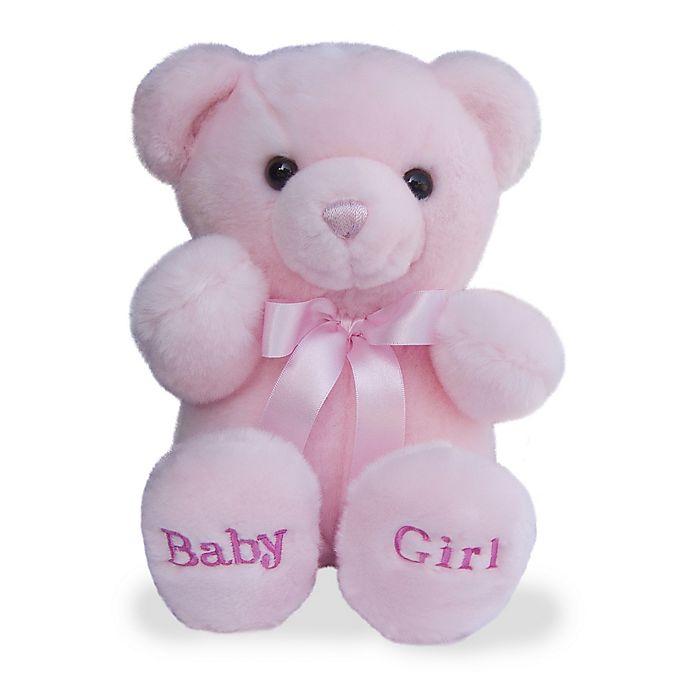 Alternate image 1 for Aurora World® Comfy Teddy Bear in Pink